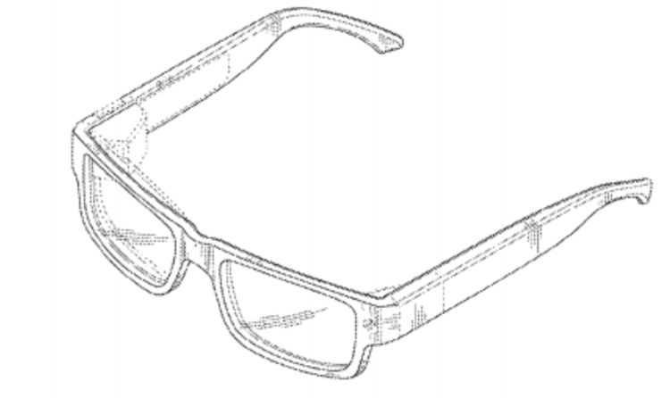 e8baf6d0308 New patent granted to Google depicts a sleeker future for Google Glass