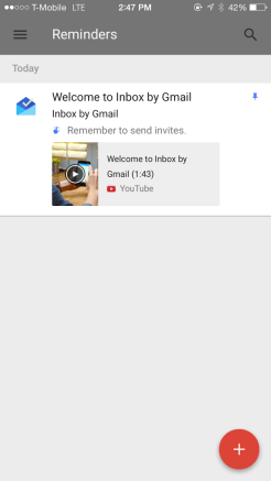 InboxReminders