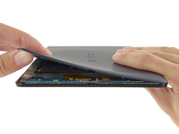 Nexus 9 teardown 1