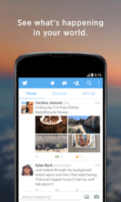 Twitter for Android 3