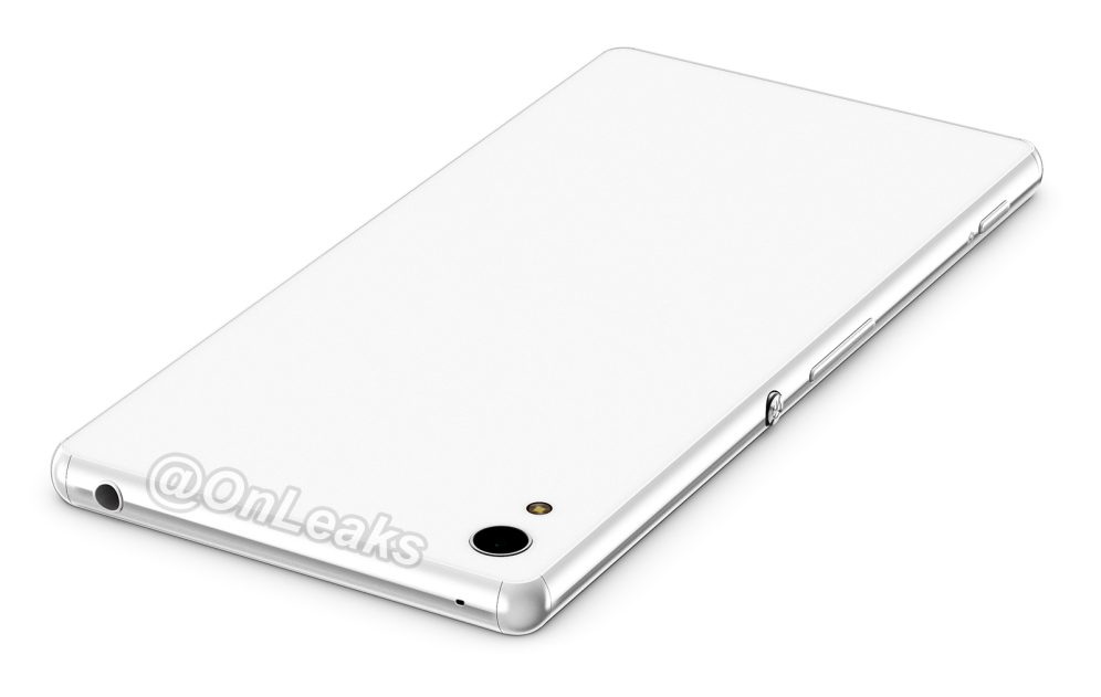 Supposed renders of Sony's Xperia Z4 smartphone leak out