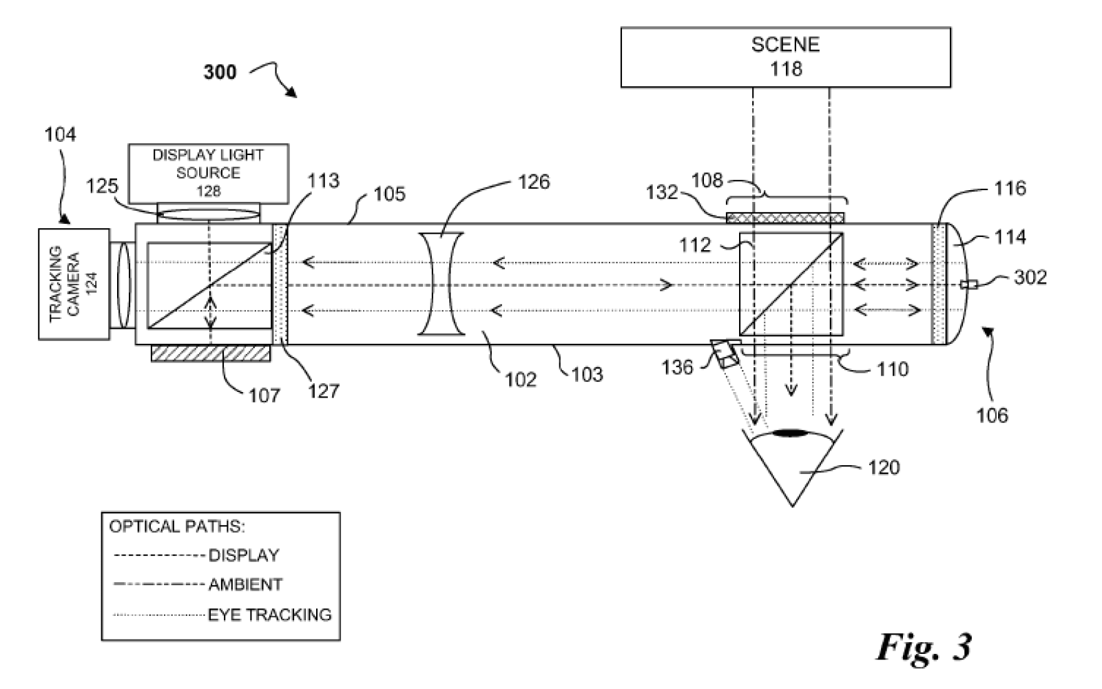 The next Google Glass might have eye-tracking, give you info based on where you're looking