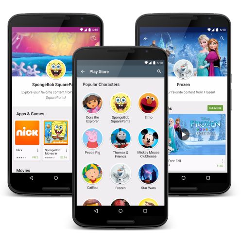 Google Play character page trio-2