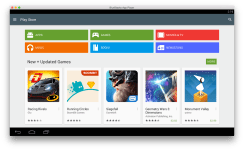 You can now use any Android app on your Mac w/ BlueStacks App Player