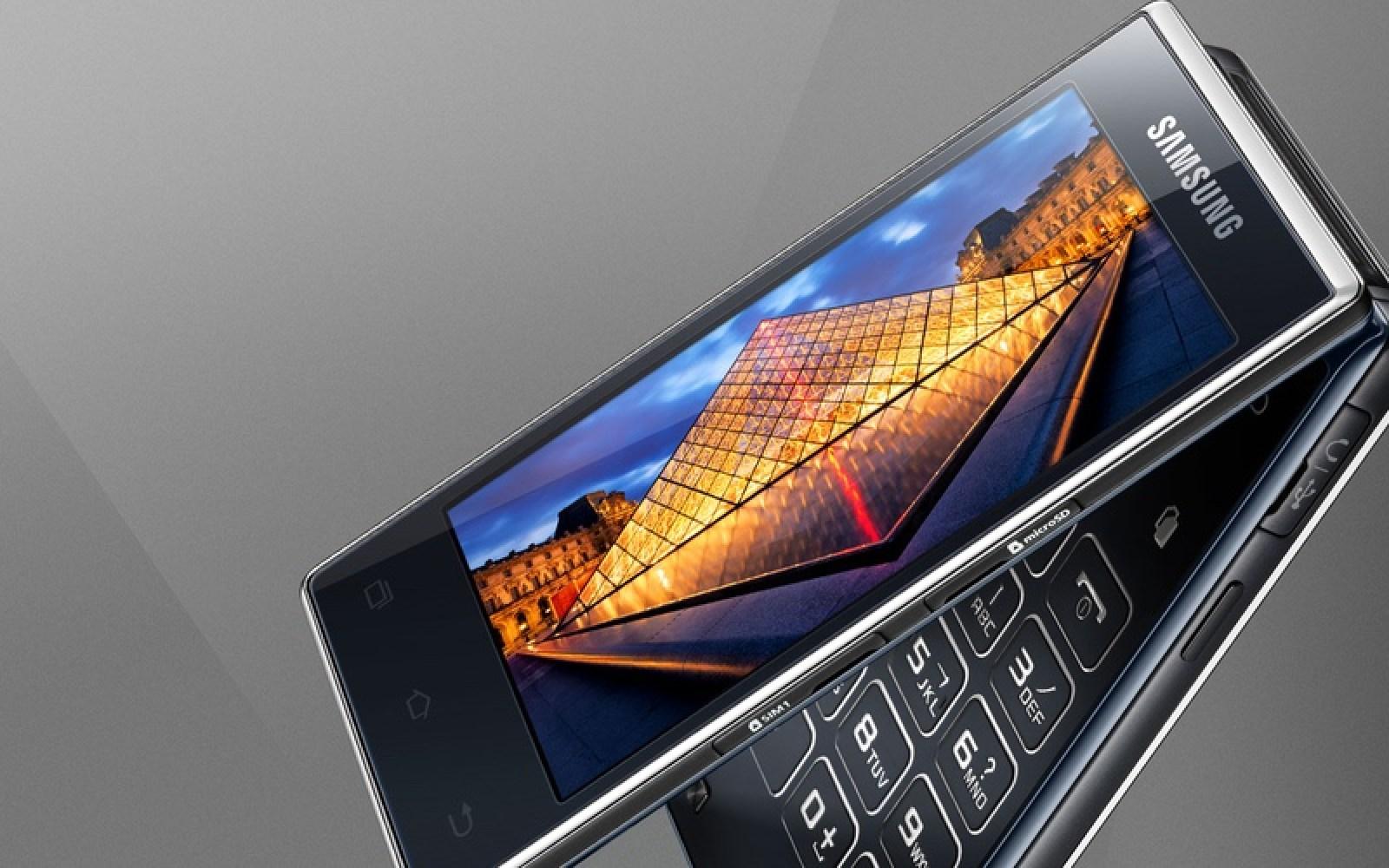 Samsung G9198 announced: New Snapdragon 808-powered, dual screen flip phone