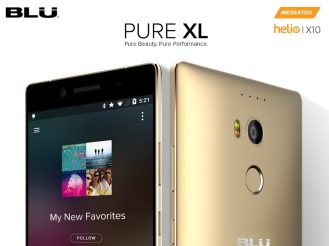 Pure XL (PRNewsFoto/BLU Products)