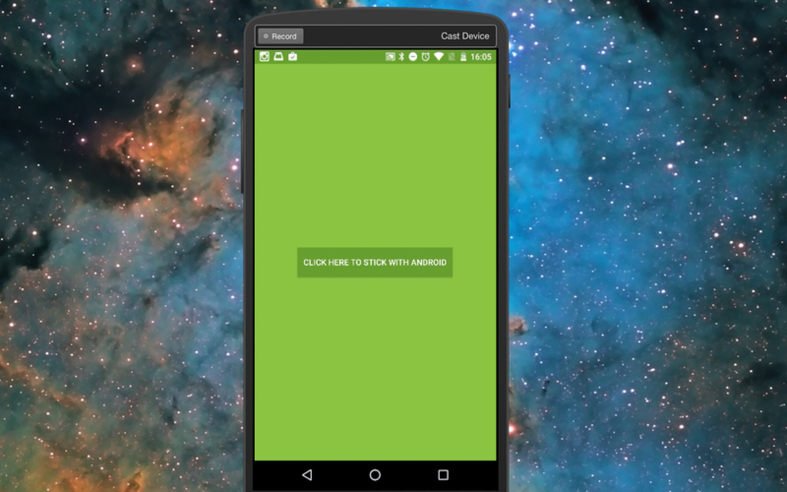 Stick with Android app is the perfect response to Apple's 'Move to iOS' software
