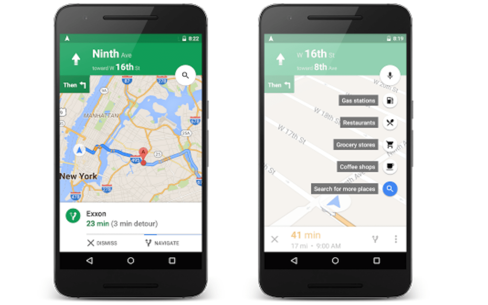 Google Maps for Android gets handy gas price comparisons
