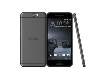 HTC One A9_Aero_3V_CarbonGrey