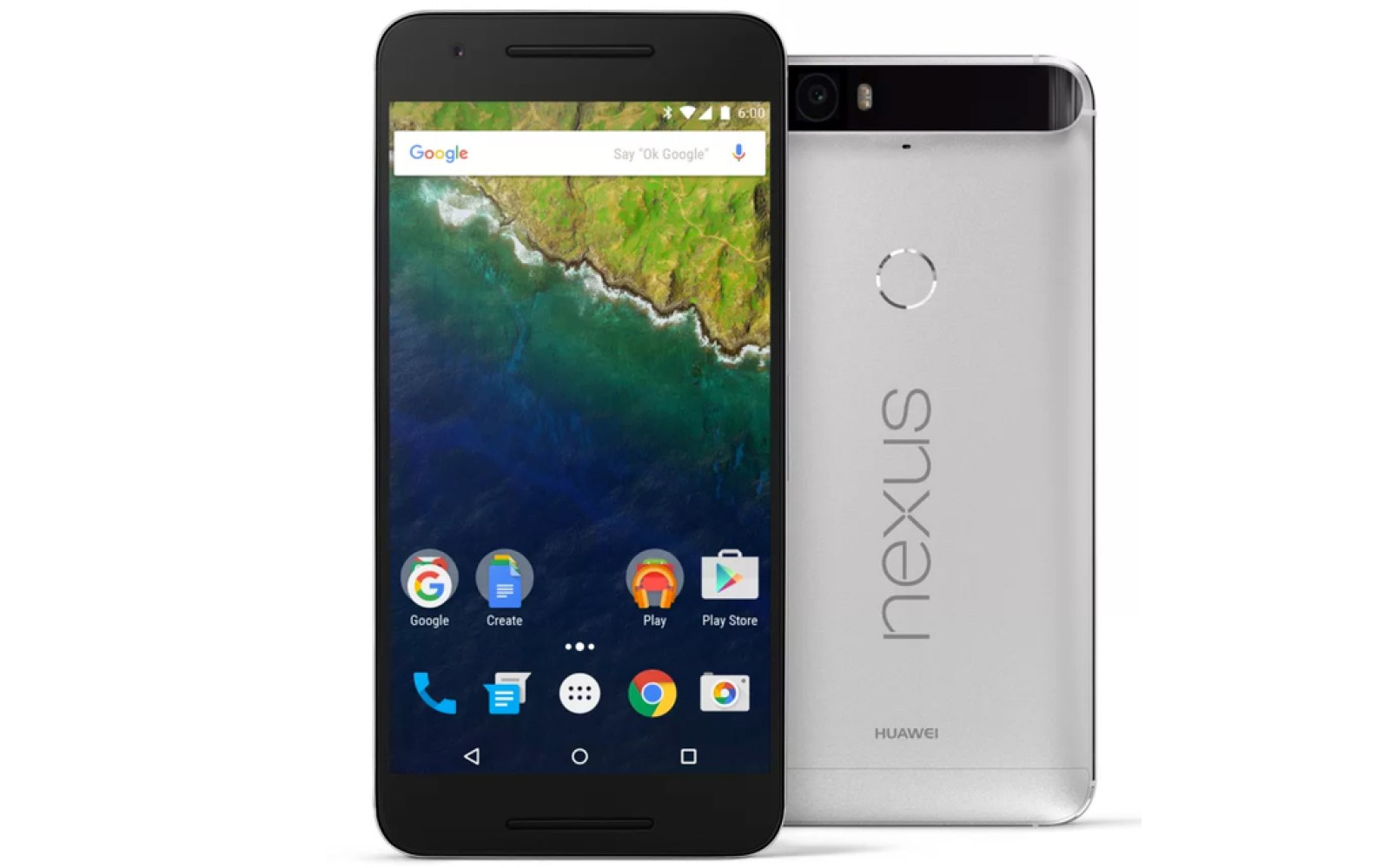 128GB Nexus 6P now available for pre-order direct from Huawei