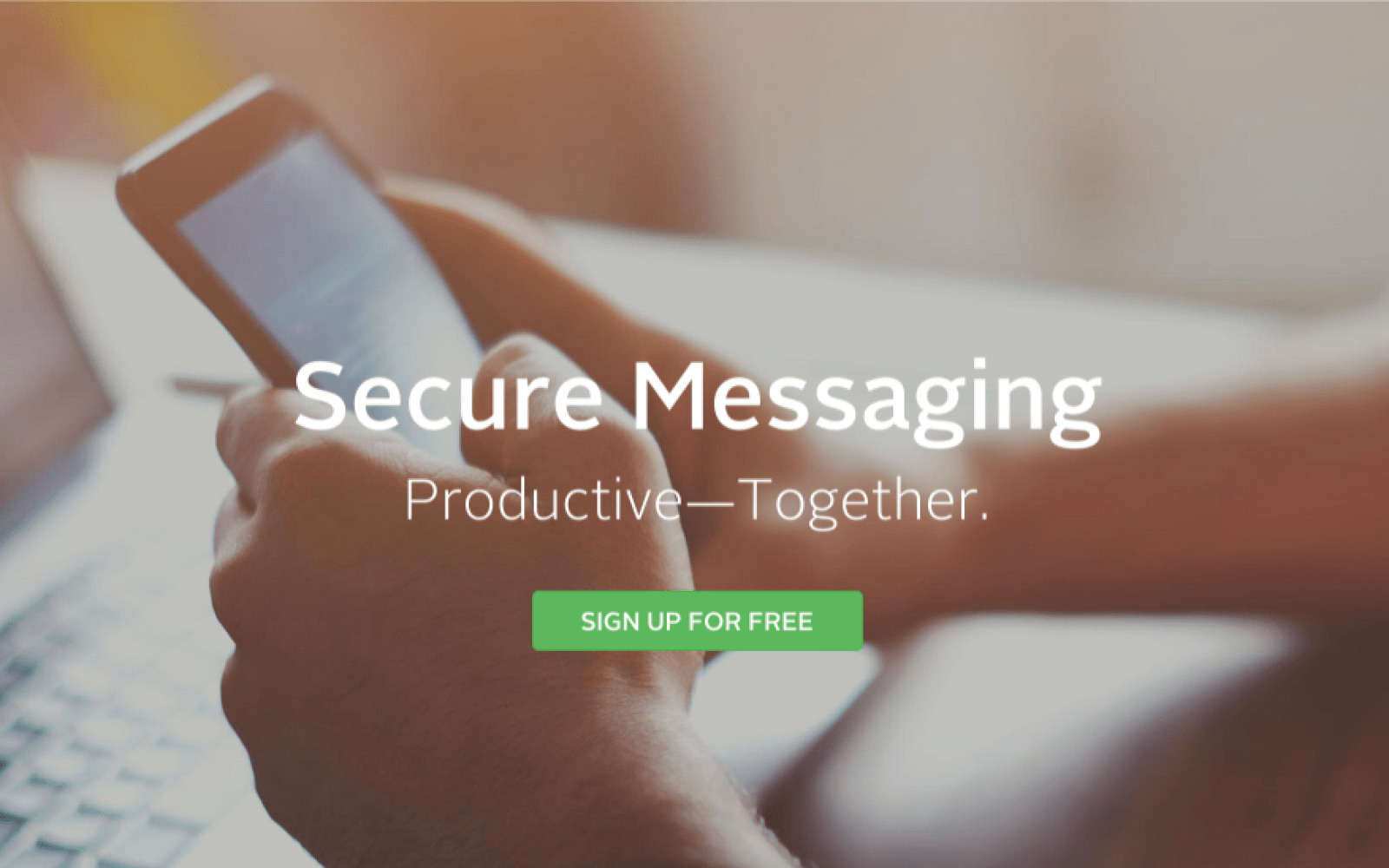 Google takes part in $100 million funding round for secure messaging startup Symphony