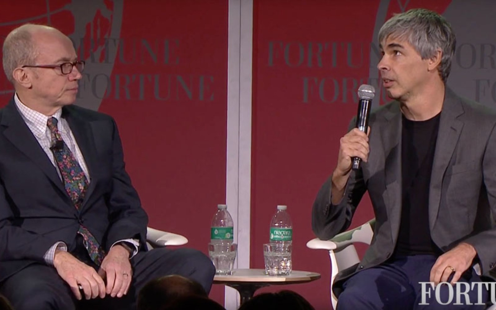Larry Page gives first major interview since formation of Alphabet, talks worries, privacy, Project Loon, Steve Jobs [Video]