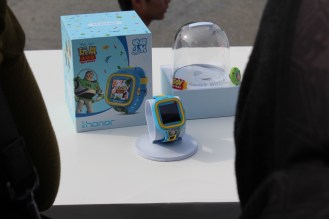 Honor's smartwatches for kids (with Disney branding)