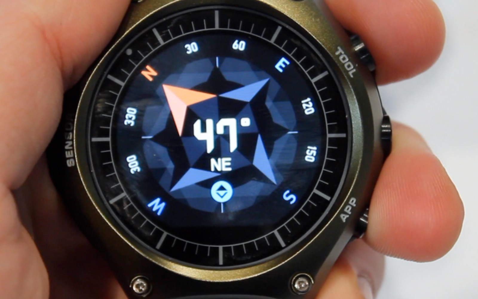 Hands on with Casio's ultra-rugged Android Wear smartwatch [Video]