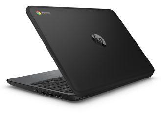 HP Chromebook 11 G4 EE_jack black_back