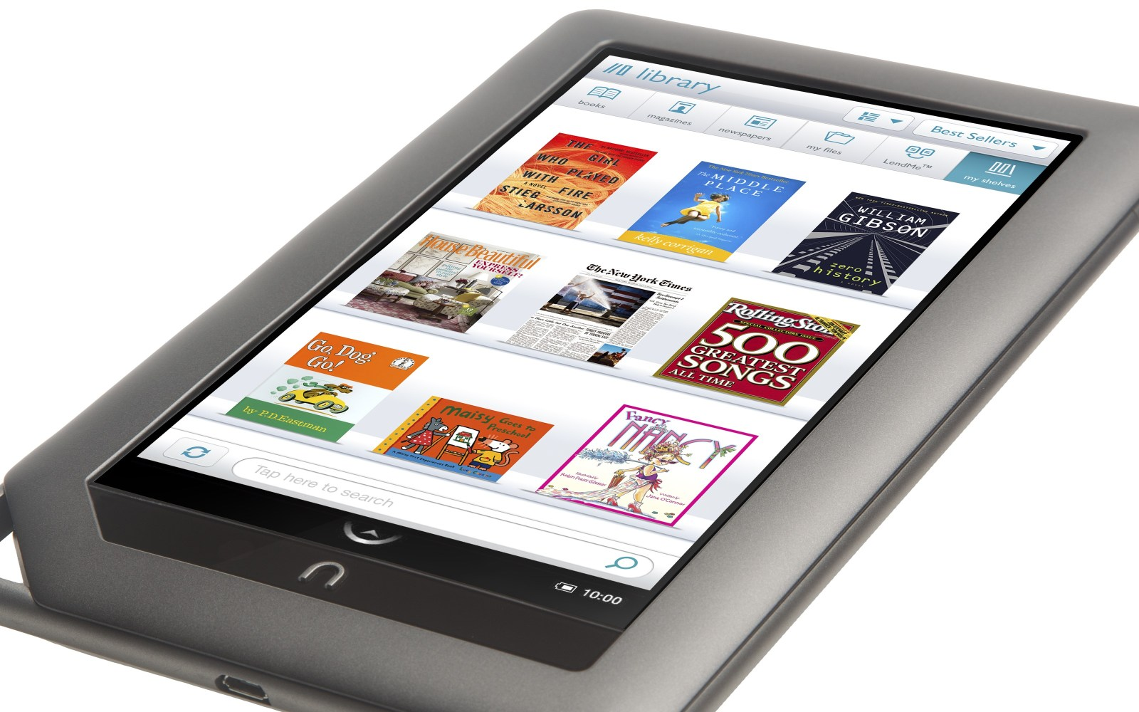 You can now bring your 2011 Nook Tablet back to life with CyanogenMod 13