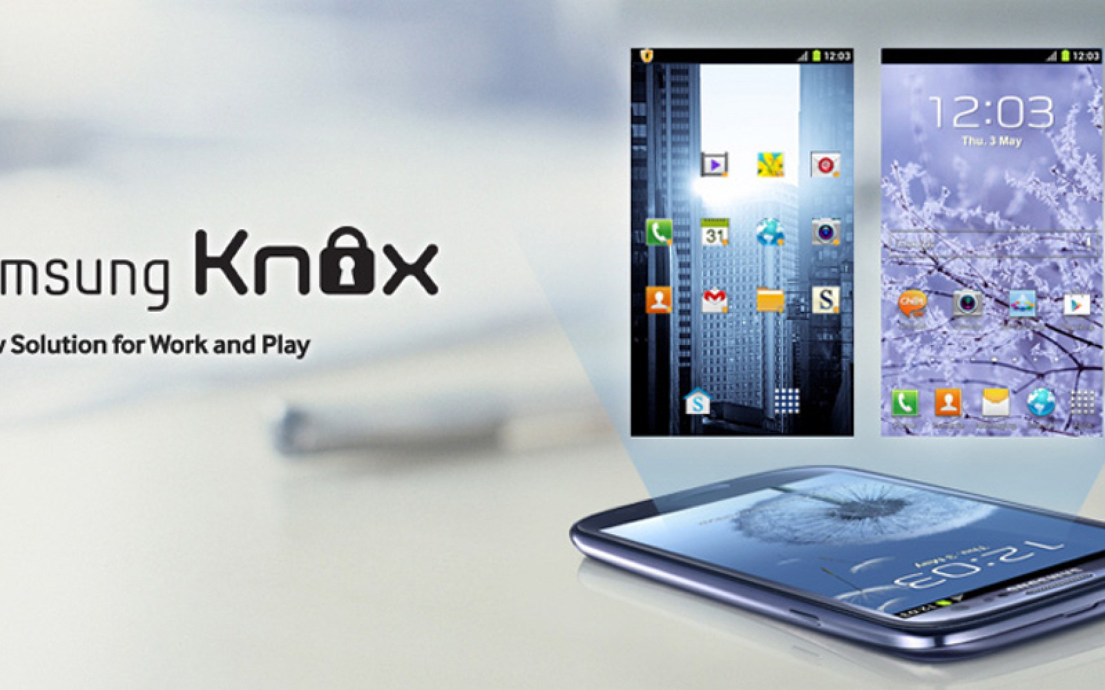 Samsung secure KNOX platform gets government blessing in China and France