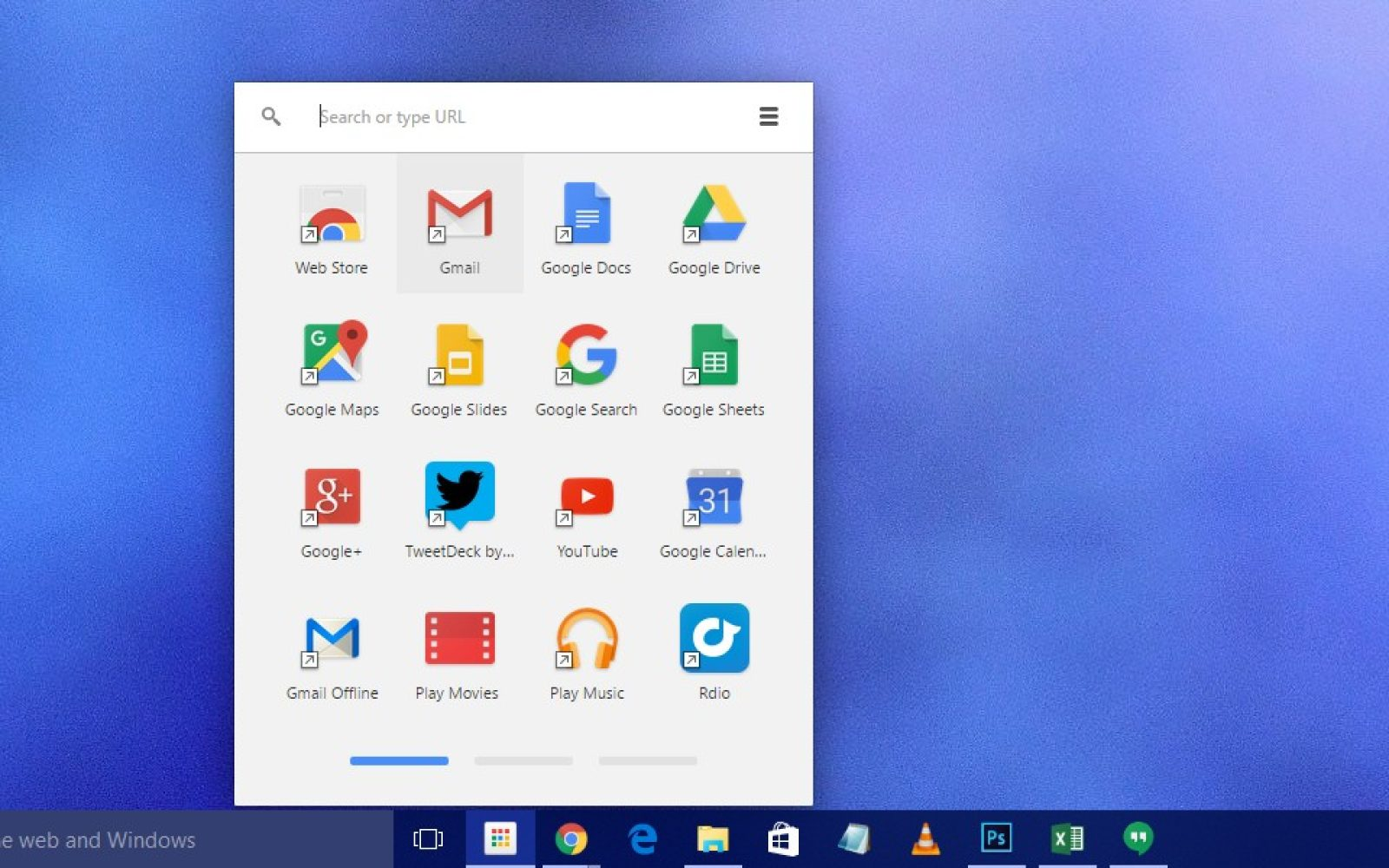 Google is removing the rarely used app launcher in Chrome
