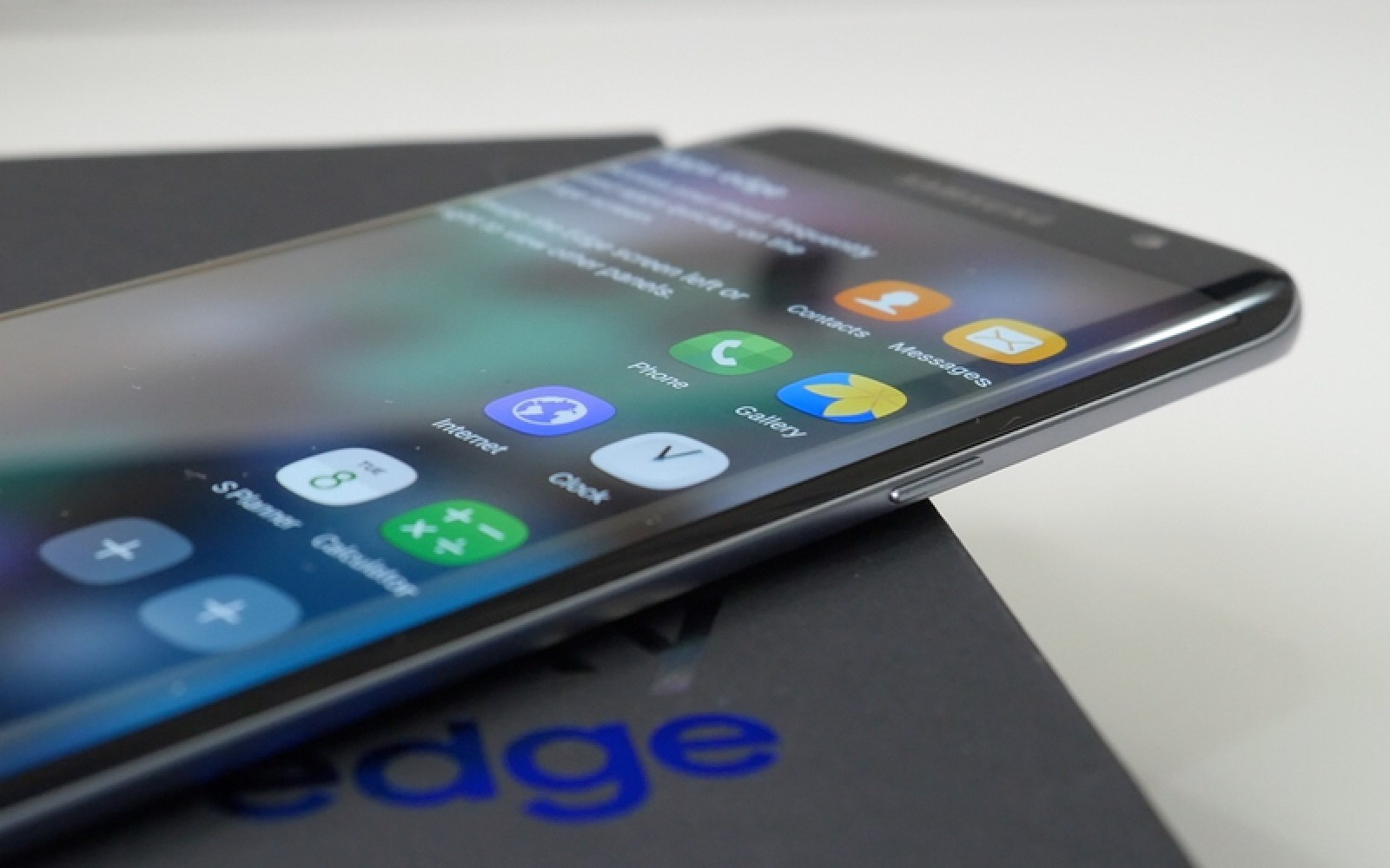 Here's how to use the Edge screen on Galaxy S7 Edge