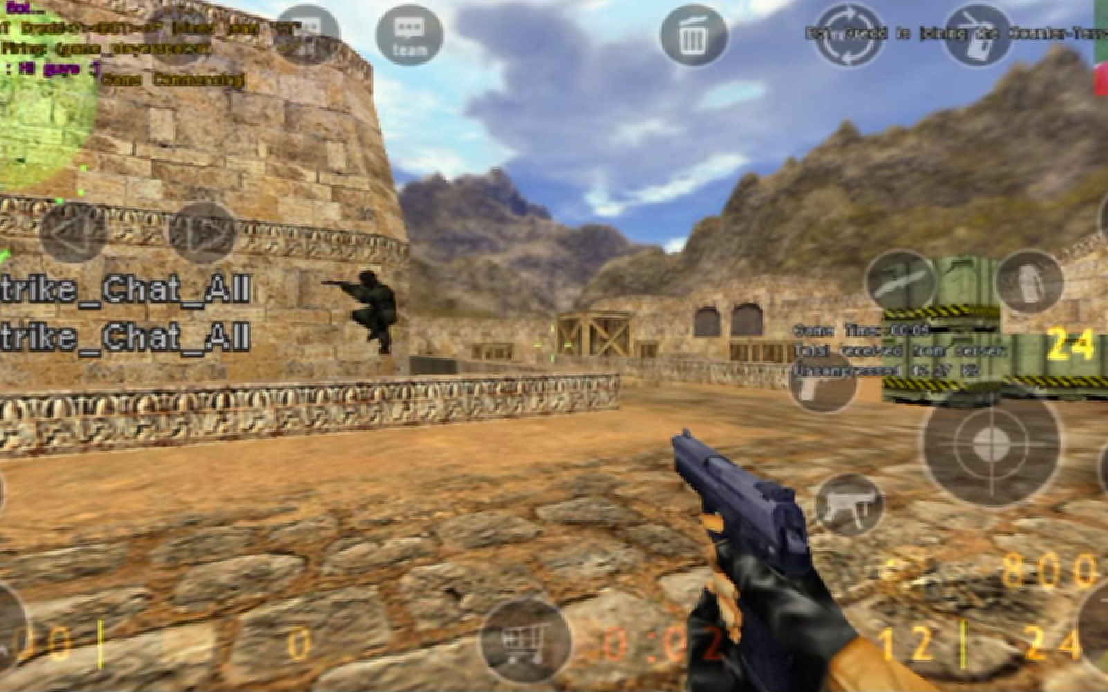 counter strike 1.6 download free android