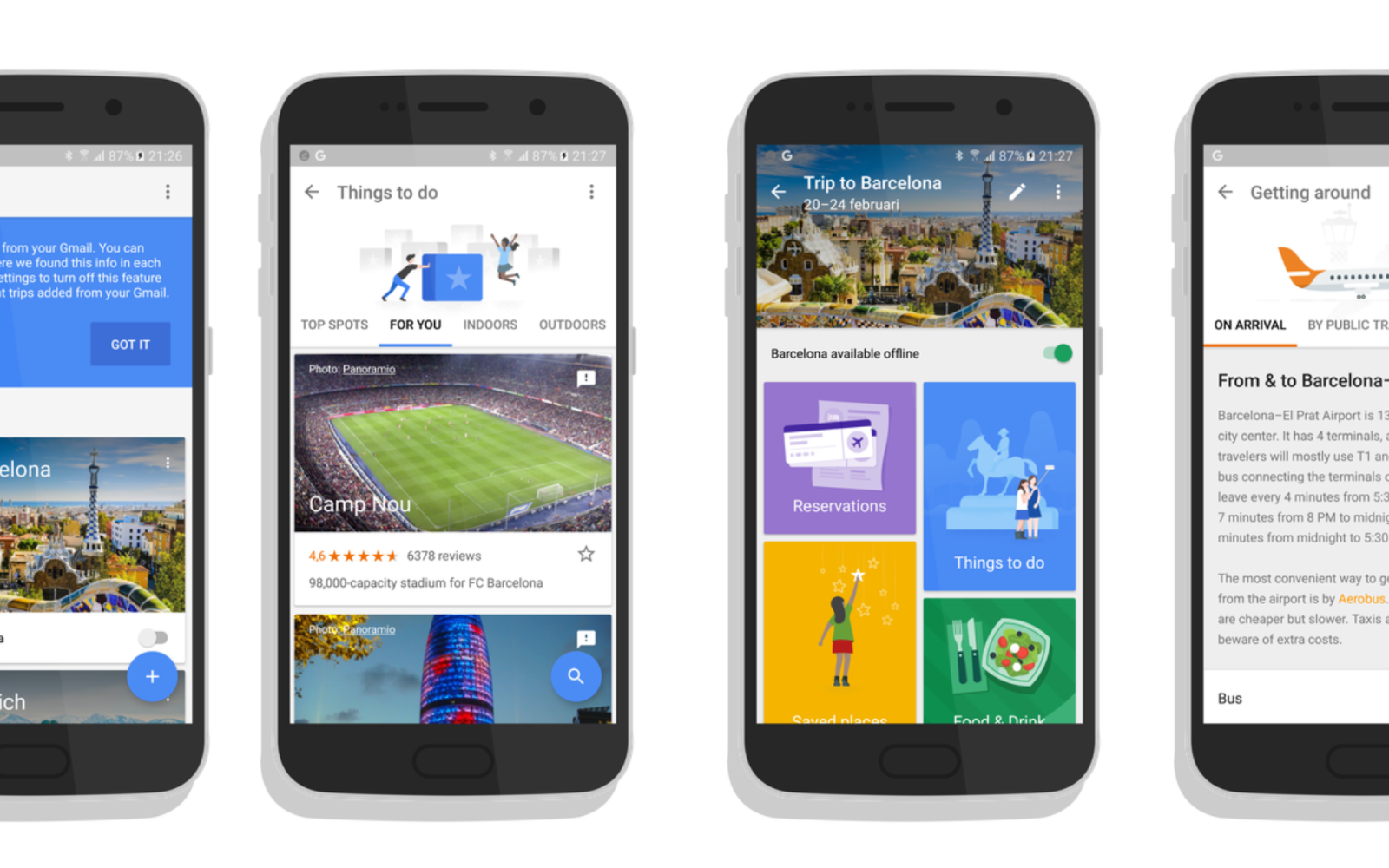 New Google Trips app is a smart assistant for your vacations, currently in beta testing