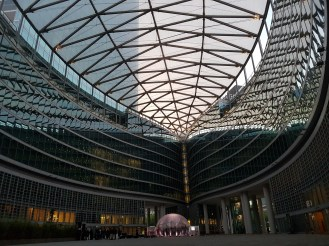 Milan, Palazzo Lombardia.