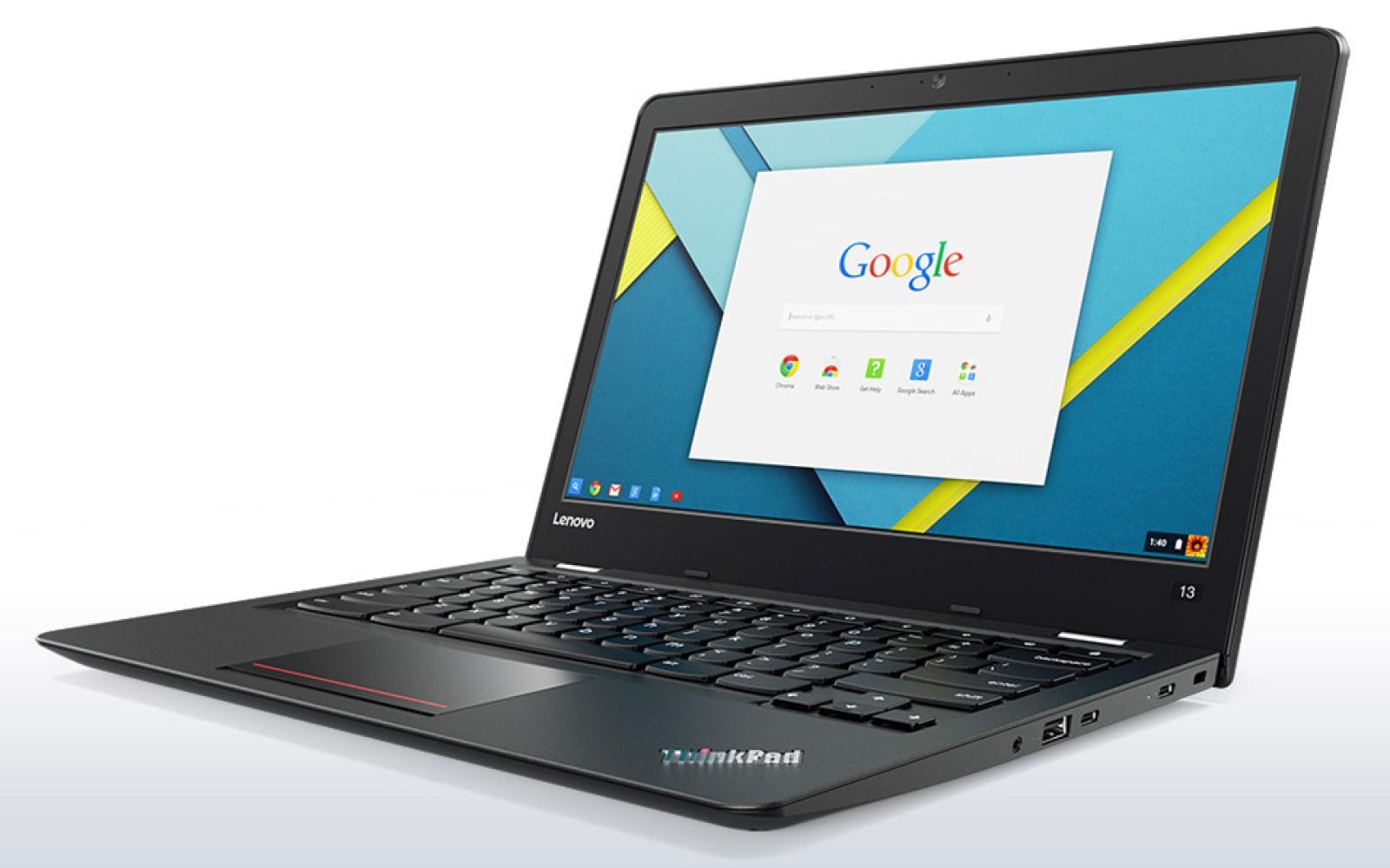 Lenovo ThinkPad 13 Chromebook with Intel Skylake and USB-C now available