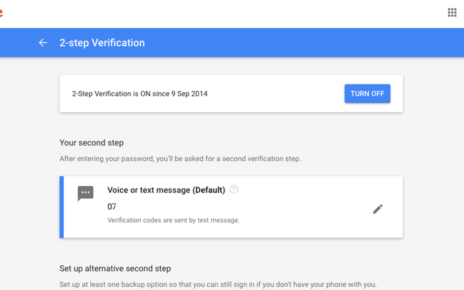 Google & others may soon be barred from using SMS for two-factor authentication