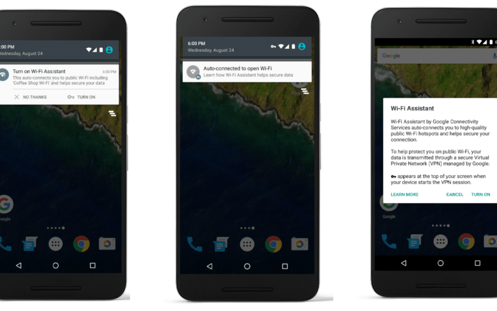 Data saving Wi-Fi Assistant coming to all Nexus users in North