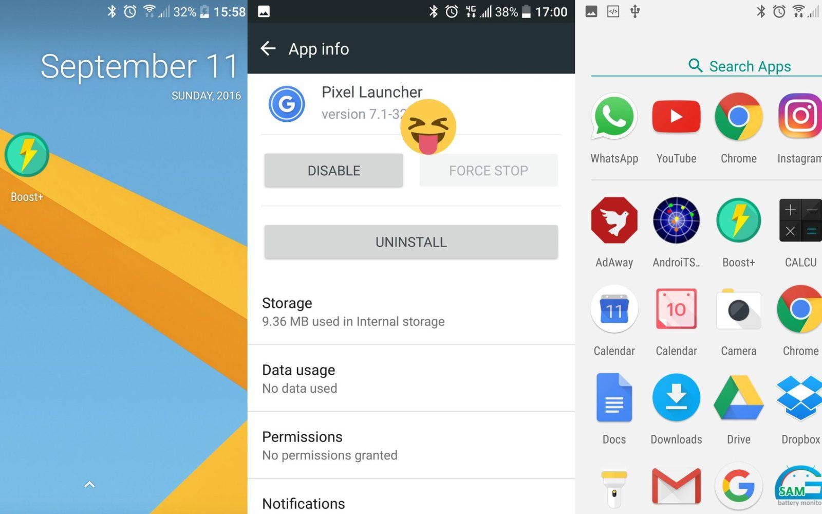 Google's Nexus Launcher is apparently now called Pixel