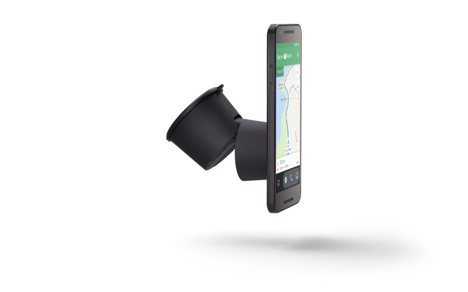 Logitech's Bluetooth car mounts for Android Auto are now available