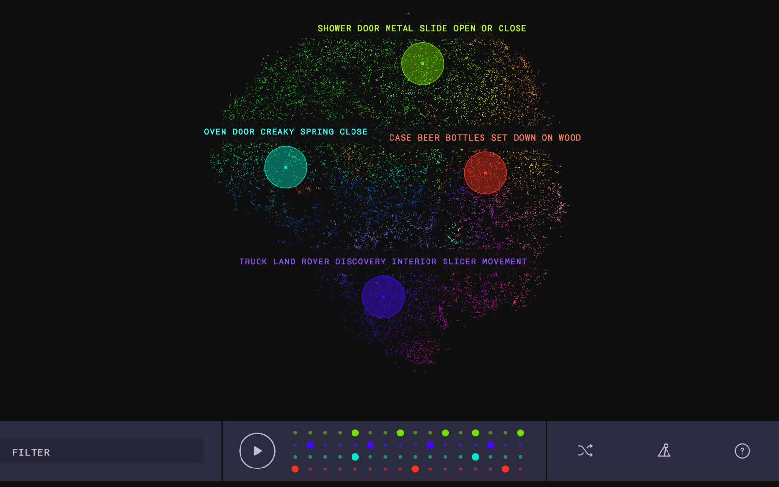 Don't bother making beats, Google's 'Infinite Drum Machine' has got you covered [Video]