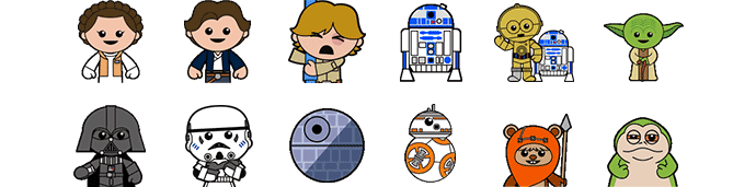 Sharp S Extremely Star Wars Themed Phone For Japan Has Custom Live Wallpaper Apps More 9to5google