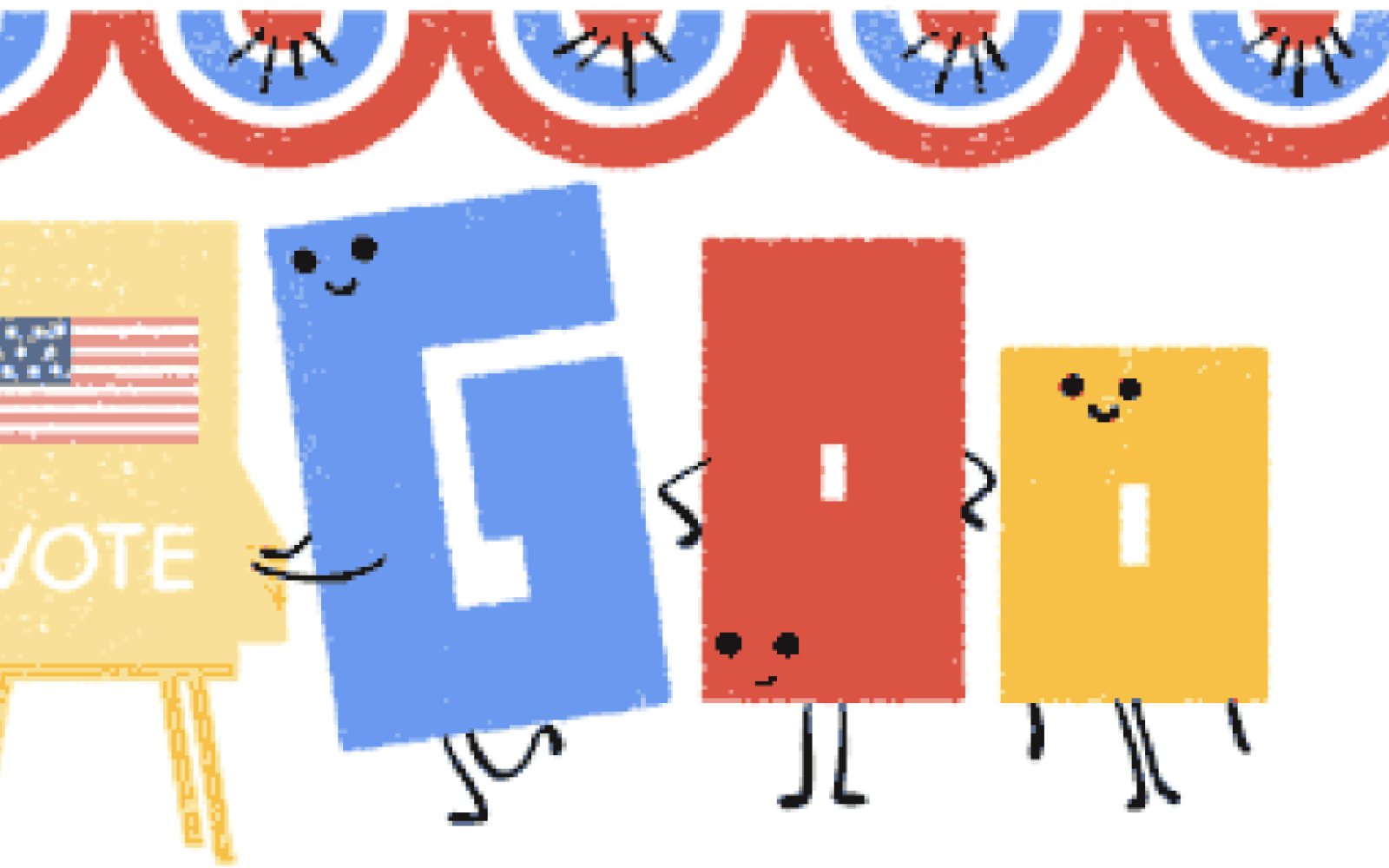 Here's how much Google seriously wants you to vote (in case you