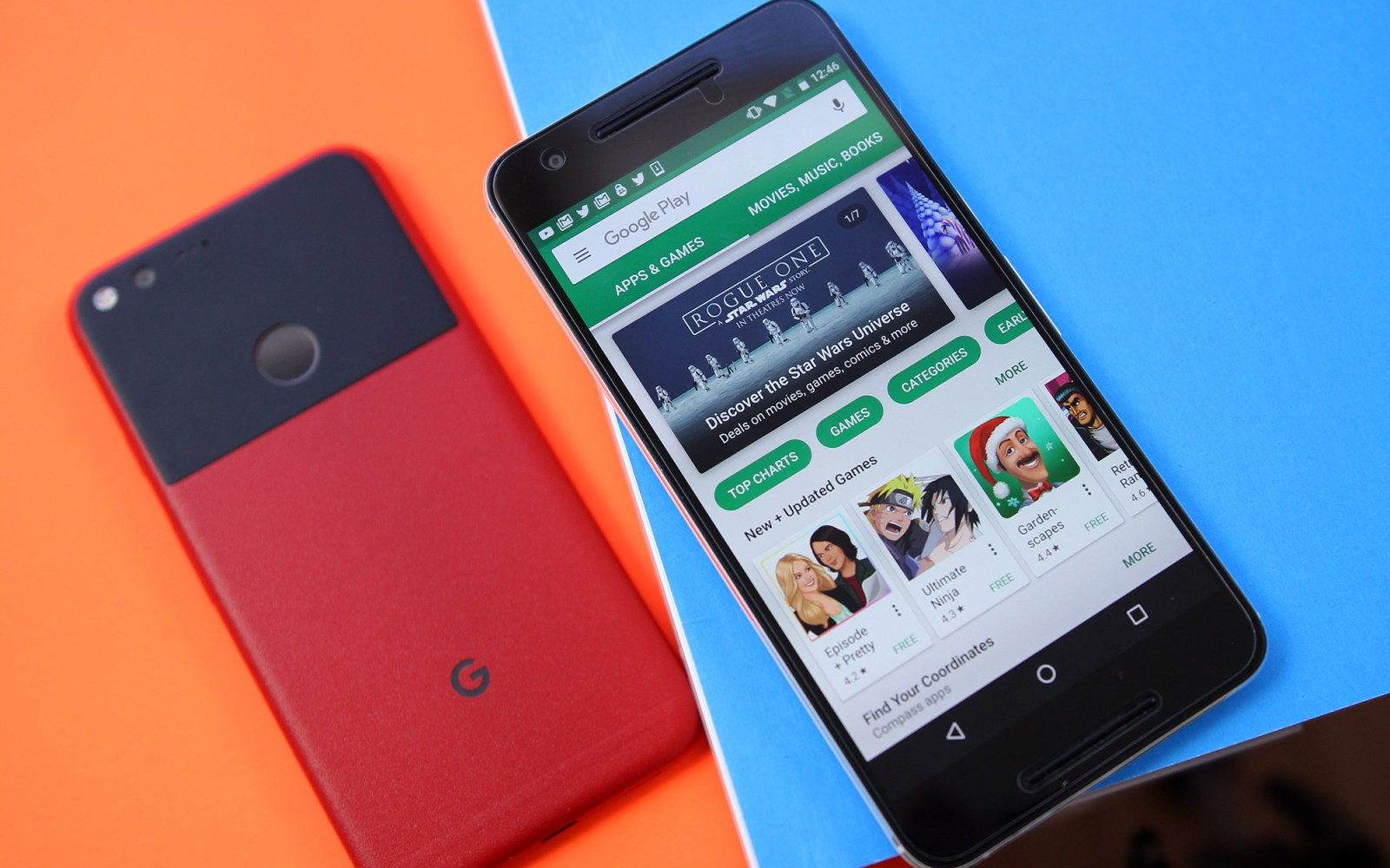 Just got a new Android smartphone? Here are a few apps you should download right away