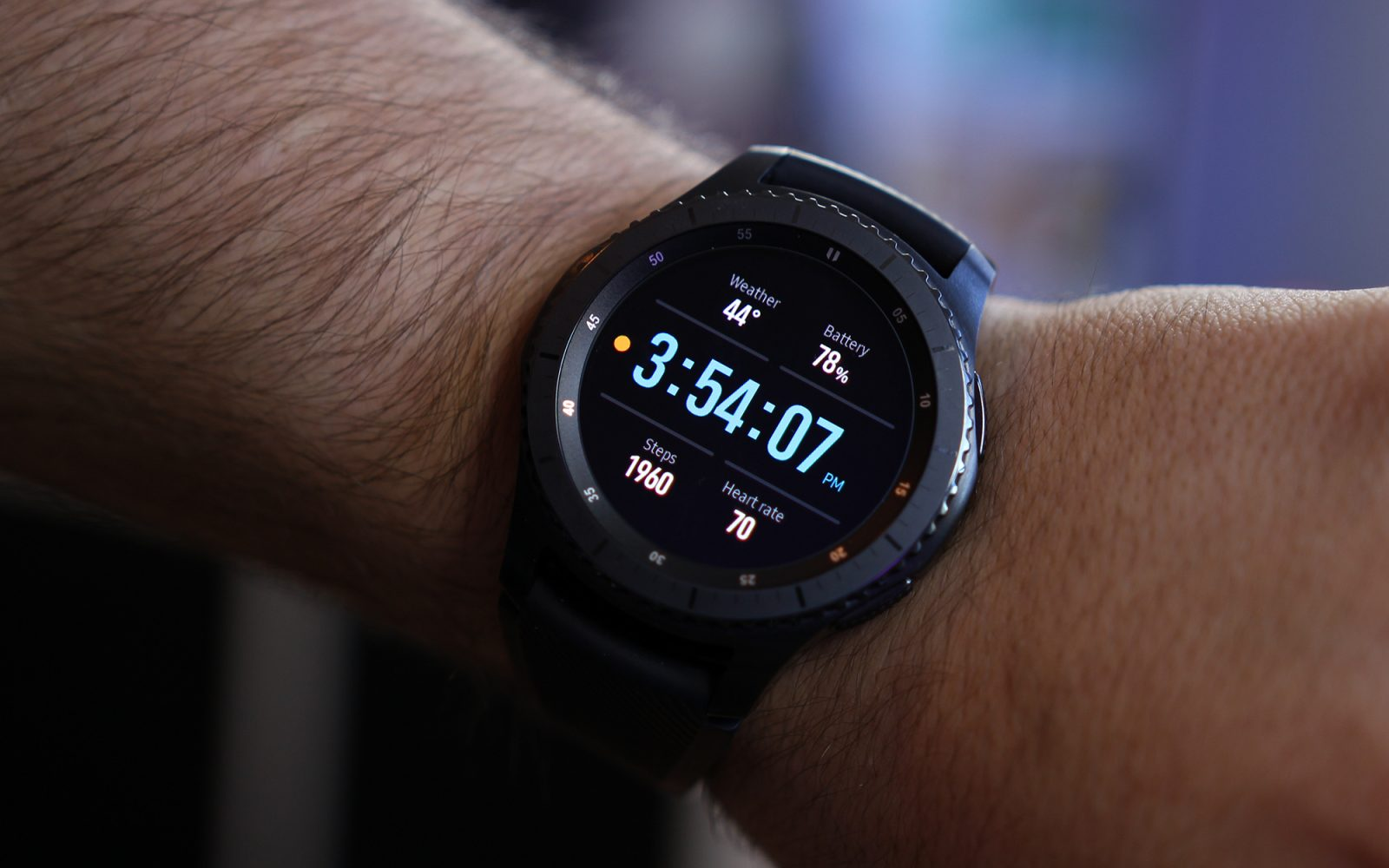 dc97dfa7d Samsung Gear S3 Review: This is the smartwatch of the future we've been  waiting for… [Video]