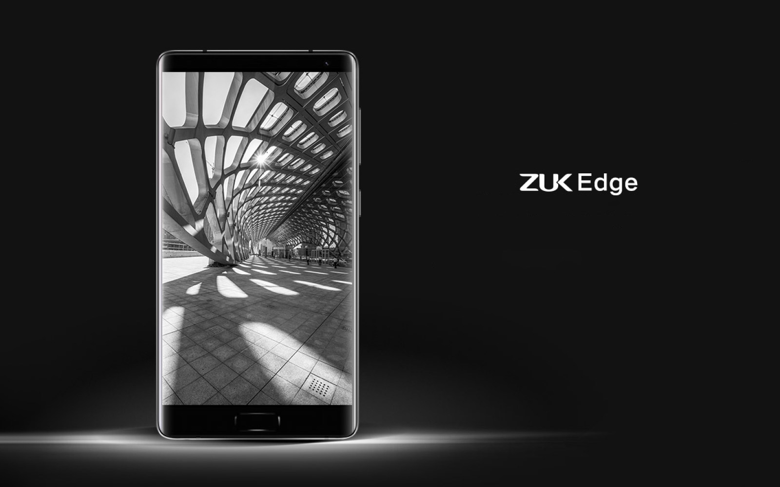 Lenovo launches new Zuk Edge smartphone with almost borderless design, Android Nougat, more