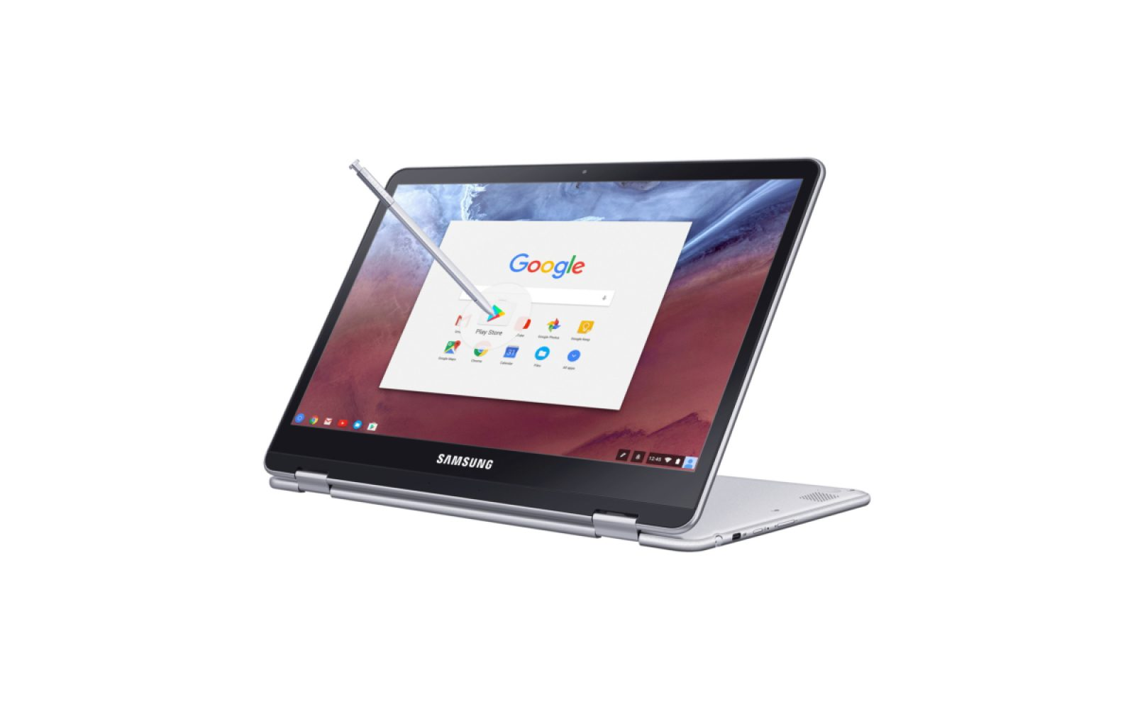 Samsung Chromebook Pro & Plus coming in February w/ convertible