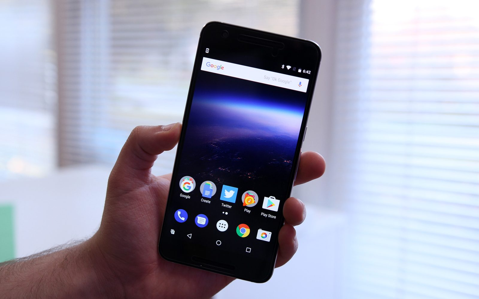 Download the default wallpaper from android o here - Android wallpaper reddit ...