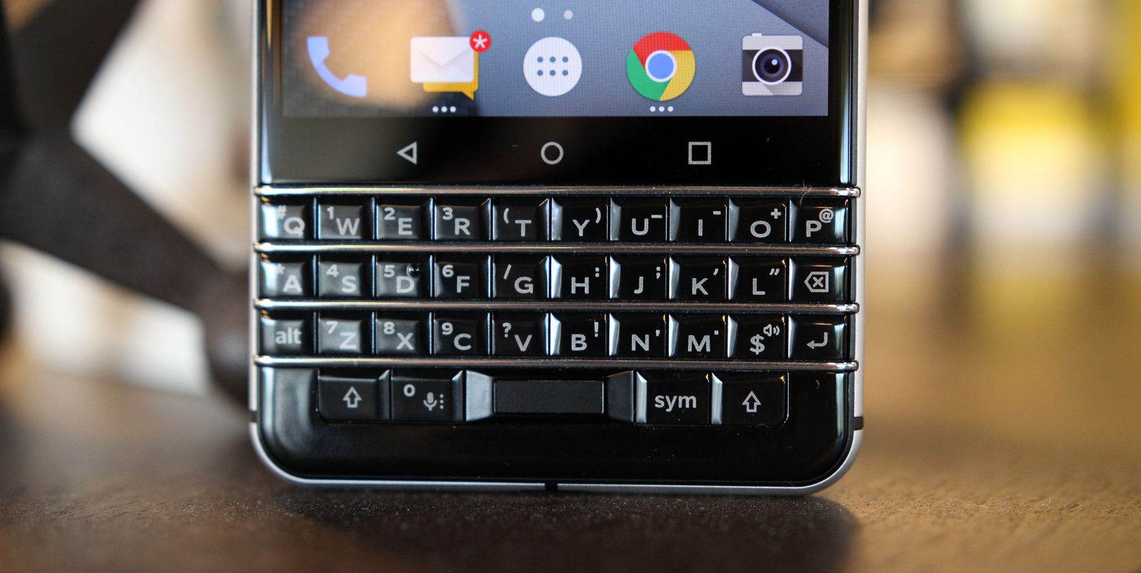 Could a physical keyboard phone like the Keyone become your daily