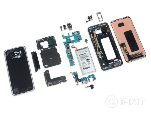 S8+ teardown