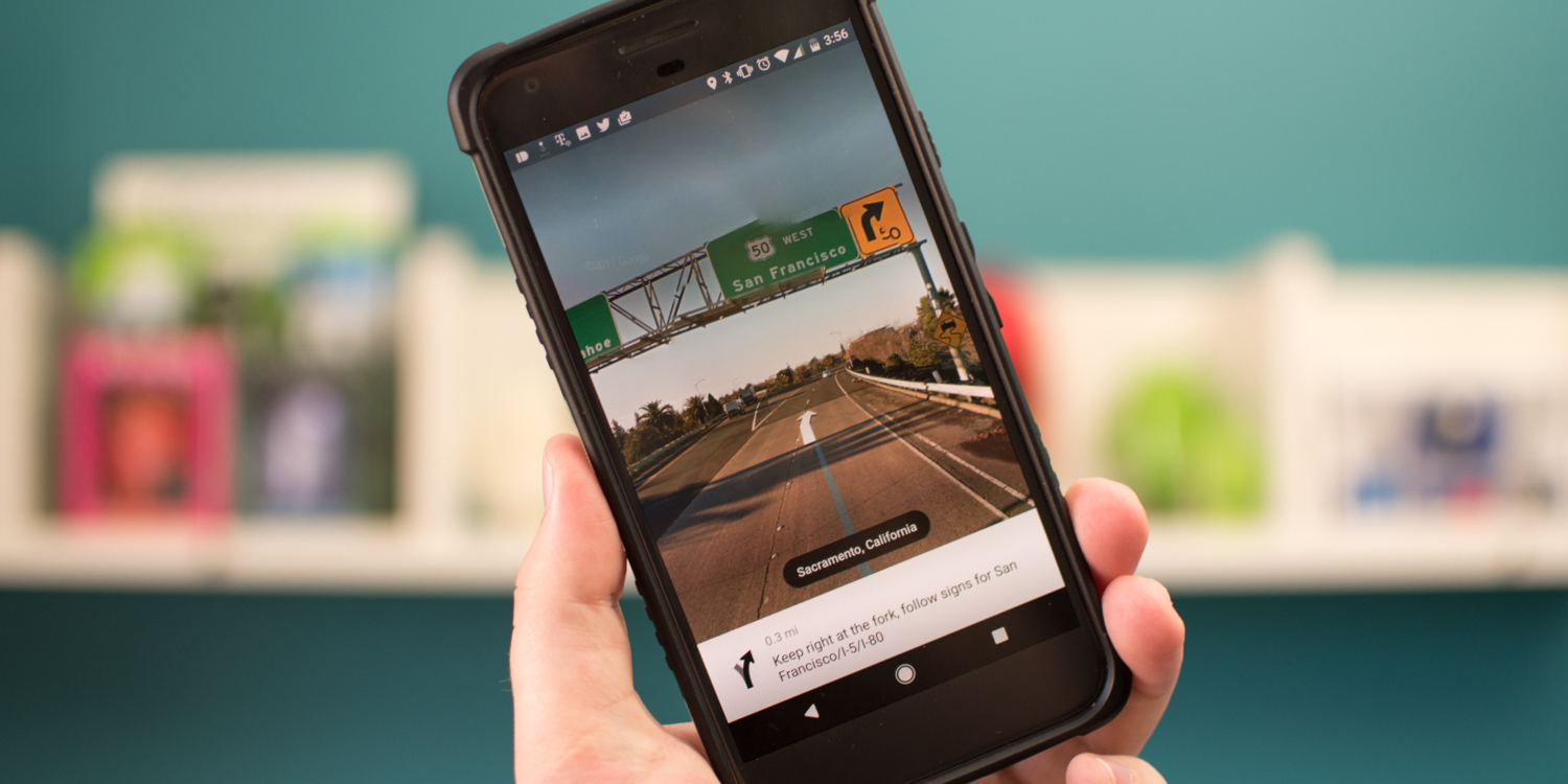 Latest Google Maps update shows you exactly where to turn using Street View images