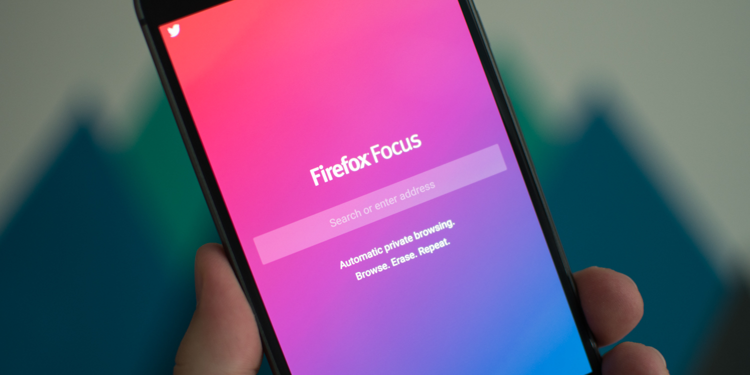 Firefox Focus updated with support for full-screen video, downloads