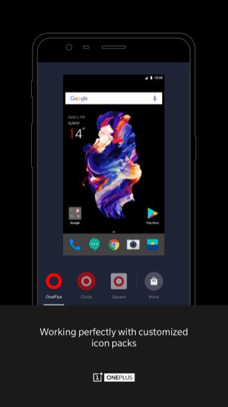 OnePlus Launcher 3