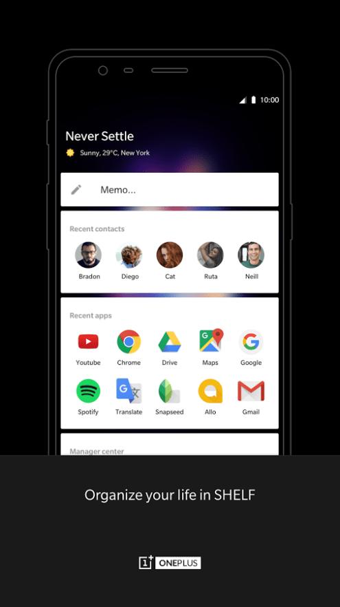 OnePlus Launcher 5