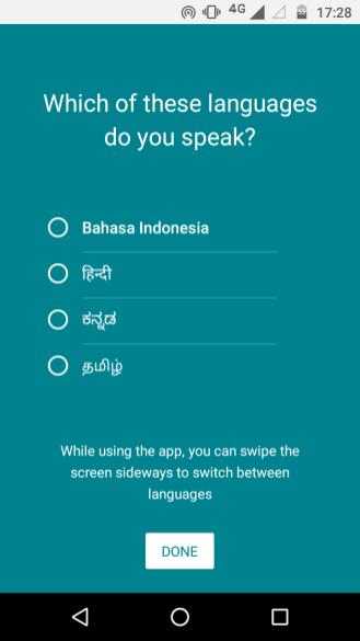 google-search-lite-language