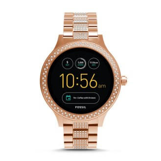 Q VENTURE ROSE GOLD-TONE STAINLESS STEEL 2