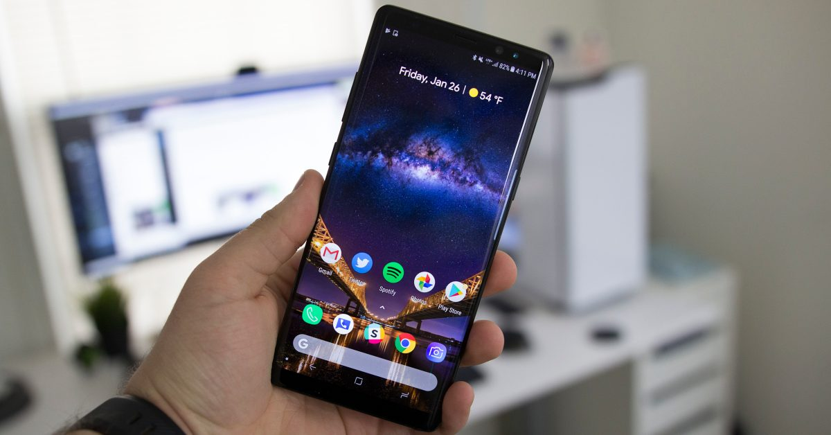 Third-party ROM brings Android 11 to Galaxy S8 and Note 8 - 9to5Google