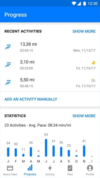 Runtastic Running & Fitness Tracker - Android Apps on Google Play 2018-01-01 13-57-47