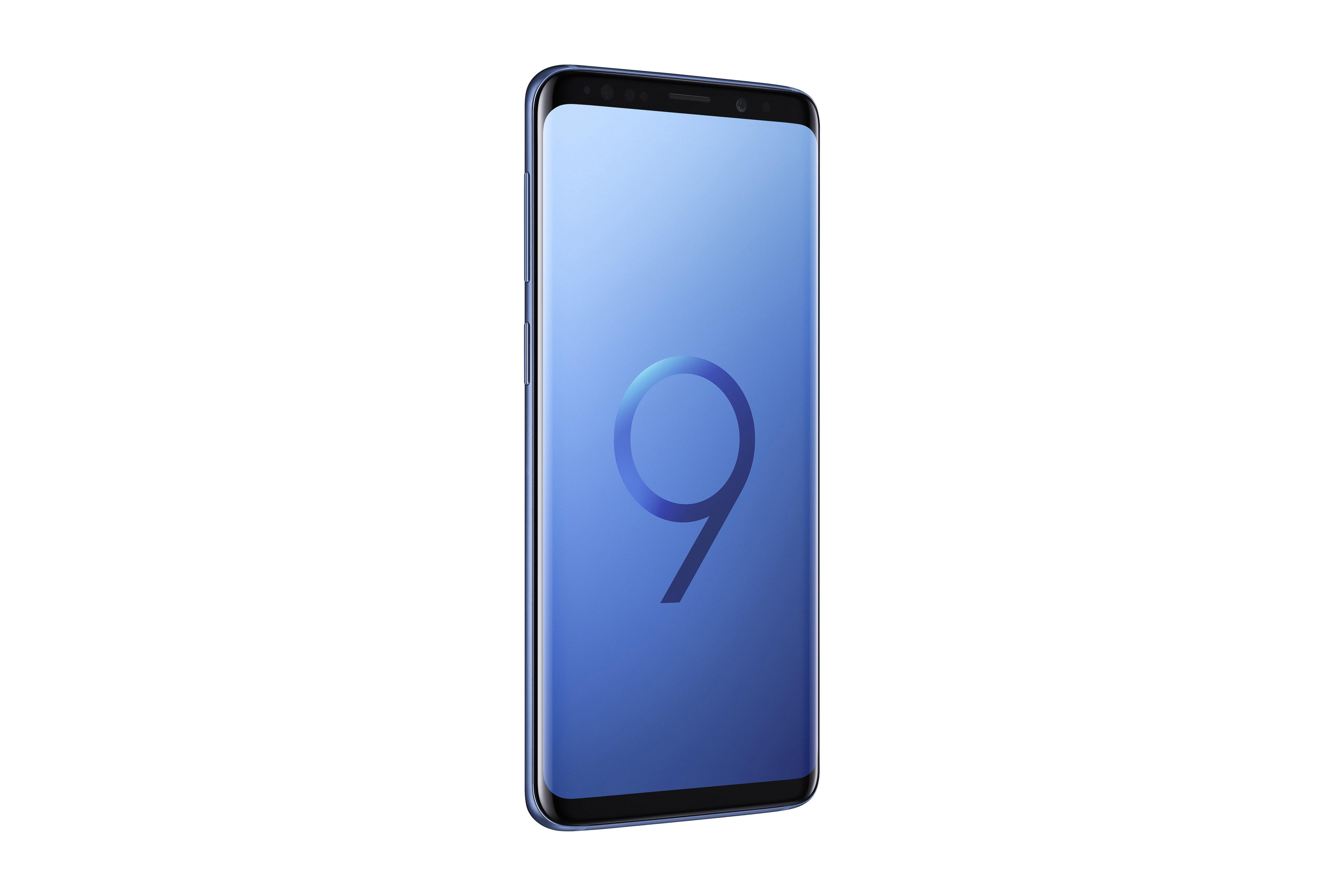 galaxy s9 blue 1
